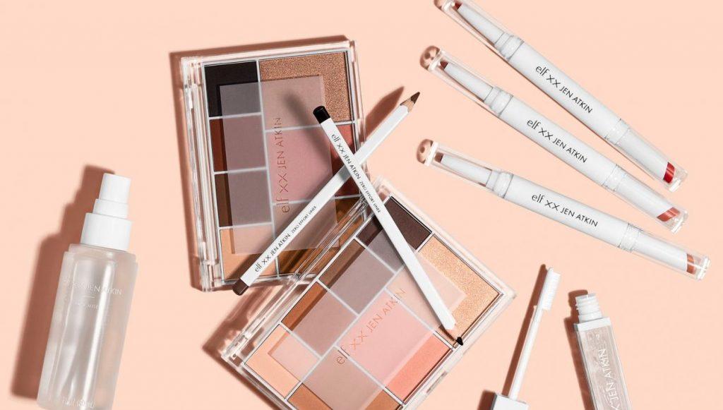 e.l.f. Cosmetics + Jen Atkin = e.l.f. xx Jen Atkin Beauty Collab